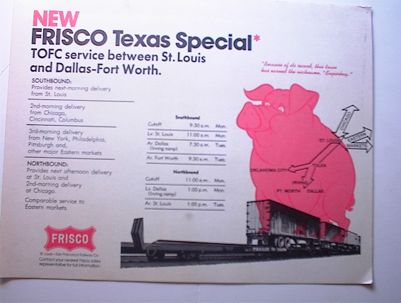 Frisco Texas Special Time Table