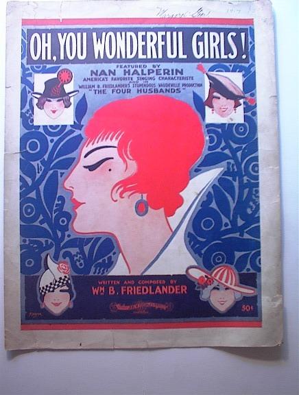 1914 Oh,You Wonderful Girls!
