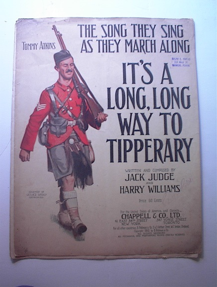 c1910 It's A Long,Long Way To Tripperary