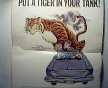 Tiger in the Tank-Put a Tiger in Your Tank!