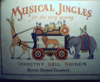 Musical Jingles for the Very Young by D.B.R.