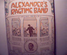 Alexanders Ragtime Band by Irving Berlin