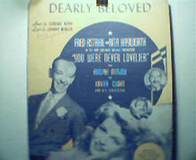 Dearly Beloved Rita Hayworth/Fred Astaire