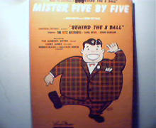 Mister Five by Five from Behind the Ball!
