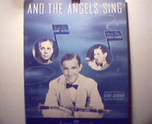 And The Angels Sing from Benny Goodman!
