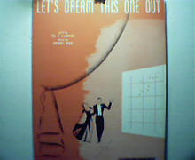 Lets Dream this One Out by Lanning & Reed