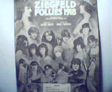 Ziegfeld Follies 1918! Show-Garden of Dreams