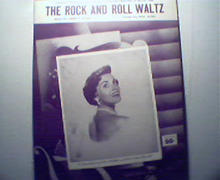 The Rock and Roll Waltz with Kay Starr on Cvr