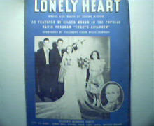 Lonely Heart from the Todays Children Radio