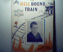 The Hell Bound Train-Frankie Masters on Cvr!