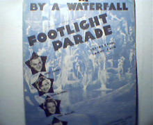 By a Waterfall from Footlight Parade!