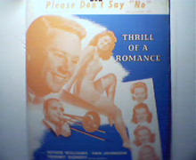 Please Don't Say No-From Thrill of a Romance