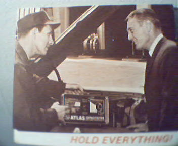 Esso Hold Everything Battery Check Ad!