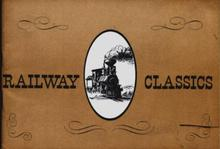 Railway Classics Christmas Card Catalog