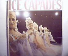 Ice Capades Program from 1969! Great Photos!