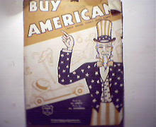 Buy American by Al Lewis and Al Sherman!