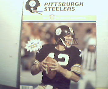 Pittsburgh Steelers 1984 17 Month Calendar!