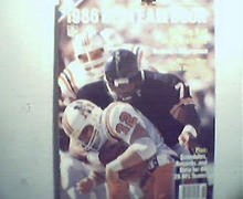 1986 NFL Team Book-Schedules,Records, all 28 Teams