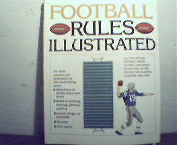 Football Rules Illustrated by G Sullivan and C Fellowes