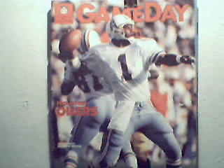 Gameday-Steelers vs Houston Oilers 9/22/85!