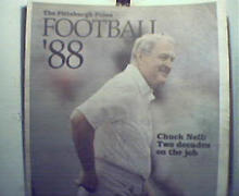 Pittsburgh Press-Steelers Football 8/28/88