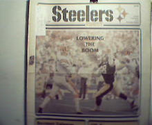 Steelers-9/26/88 Cincinnati Wins,Dan Rooney Q&A!