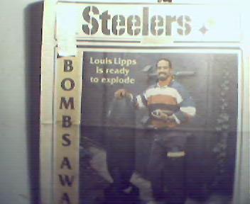 Steelers Digest-10/3/88 Louis Lipps,Dermontti Dawson