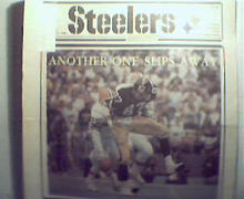 Steelers Digest-10/10/88 Mistakes Plague Steelers