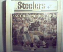 Steelers Digest-10/10/88 Mistakes Plague Steelers