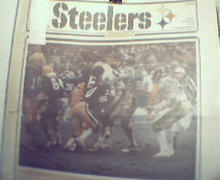 Steelers Digest-11/21/88 Curtain Suffers, Meril Hodge!