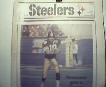 Steelers Digest-11/28/88 Draft Winds, Disaster from Bro