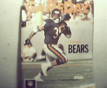 Gameday-11/12/89Steelers vs Bears