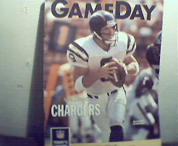Gameday=11/19/1989 Steelers vs Chargers! Bayou Ball!