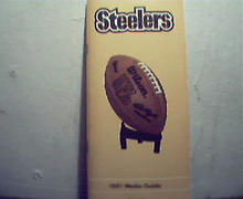 Steelers 1981 Media Guide!