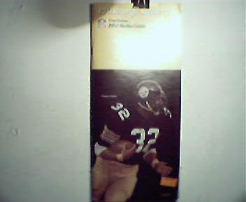 Steelers 1984 Media Guide!