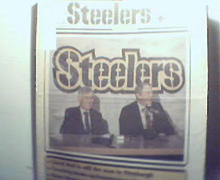 Steelers Digest-1/89 Chuck Noll, 49ers are Team to Beat