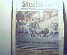 Steelers Digest-88, Draft, Steelers Finish Year w Rush!
