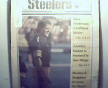 Steelers Digest=12/19/88 Marino, Bubby Brister, More!