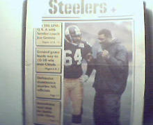 Steelers Digest-12/5/88 Anthony Heton, Win Over KC!
