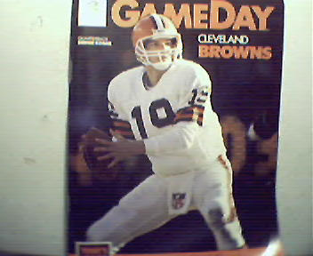 Gameday-Steelers vs Browns 12/26/87! Rooney Family!