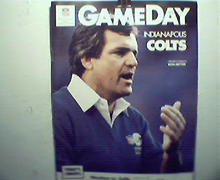 Gameday=Steelers vs Colts! 10/18/87!