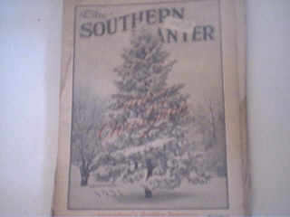 The Southern Planter,12/1931,Beautiful cover!