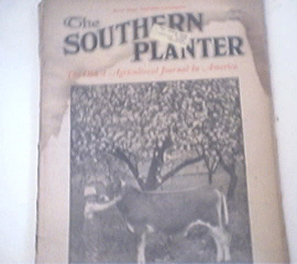 The Southern Planter,McCormick-Deering Ad!!