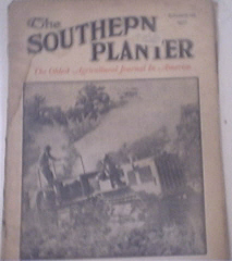 The Southern Planter,2/1/32,Great TRACTOR cov