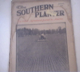 The Southern Planter,2/1933,Great Farm Ads!!!