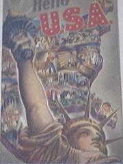 Hello U.S.A. by Mildred Celia Letton,1950
