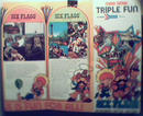 Amtrak Triple Fun Tours of Mid America! 1970s!