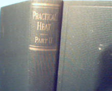 Practical Heat by T Croft and RB Purdy, c1938 Part 2!