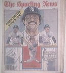 The Sporting News 5/5/1979 Reggie Jackson Super Mouth