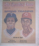 The Sporting News 3/4/1978 Rod Carew, George Foster